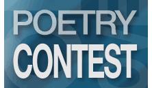 1. weltweiter Open Government Poetry Contest mit 23 Einreichungen