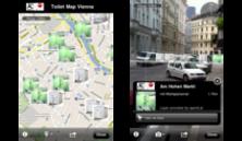 Augmented-Reality-Applikation aller öffentlichen WCs in Wien basierend auf data.wien.gv.at